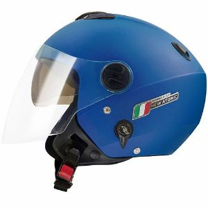 Capacete New Atomic Elite Azul