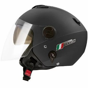 Capacete New Atomic Elite Preto