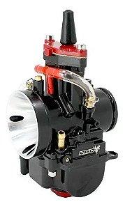 Carburador Para Competição 34mm Red Dragon
