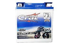 Bateria Cral 7Ah