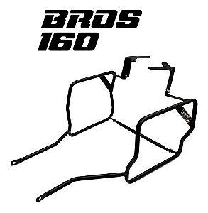 Protetor Carenagem Traseiro Afastador Bros 160 Nxr