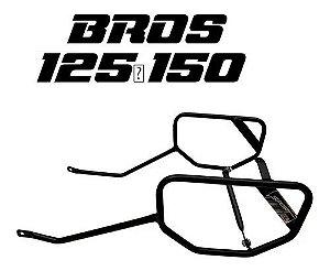 Protetor Carenagem Traseiro Afastador Bros 125/150 Nxr