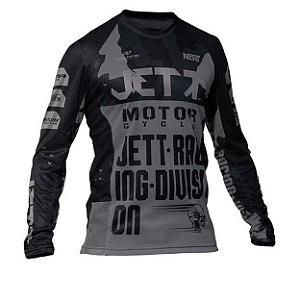 Camisa Jett Factory Edition 3 Preta