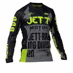 Camisa Jett Factory Edition 3 Verd