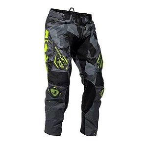 Calça Jett Factory Edition 3 verd