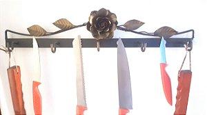 Suporte de parede para facas 50 cm