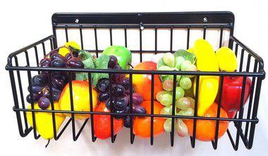 Fruteira de Parede 40cm x 20cm