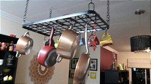 Paneleiro de Teto Colonial 68x50