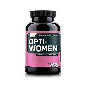 OPTI-WOMEN OPTIMUM NUTRITION (60 CÁPSULAS)