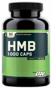 HMB 1000mg (90 caps) - Optimum