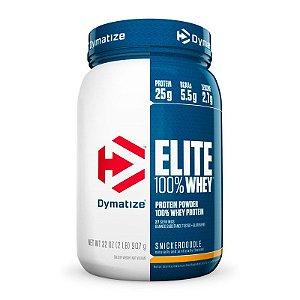 Elite 100% Whey 2lbs (907g) - Dymatize