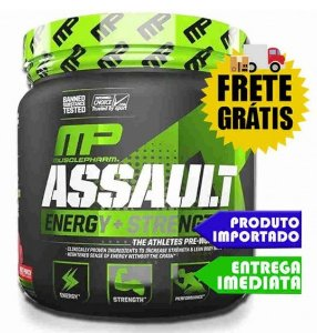 Assault - Muscle Pharm (Importado) 30 doses