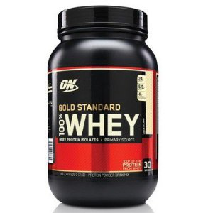100% WHEY PROTEIN GOLD STANDARD 907g  OPTIMUM