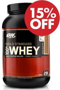 100% WHEY PROTEIN GOLD STANDARD Chocolate- (2.07 LBS) - OPTIMUM