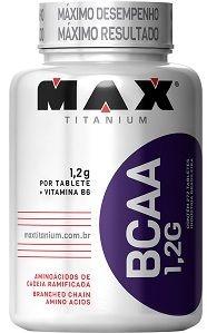 BCAA 1,2g - Max Titanium 120 Caps