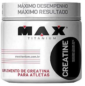 Creatina (300g) - Max Titanium