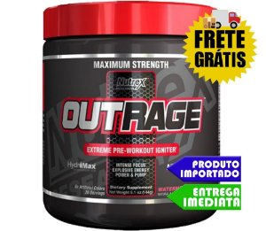 Outrage -blackberry  Nutrex Research