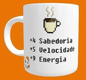 Caneca - Café RPG