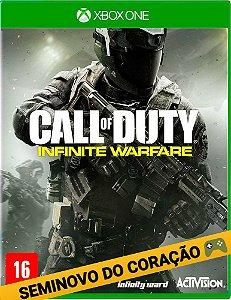Xbox One - Call of Duty: Infinite Warfare - Seminovo
