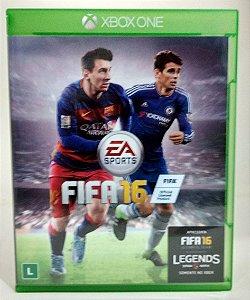 Xbox One - Fifa 16 - Seminovo
