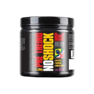 No Shock 300g - Red Series Sabor Açaí