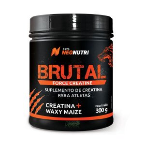 Brutal Force Creatine - Neonutri - 300G