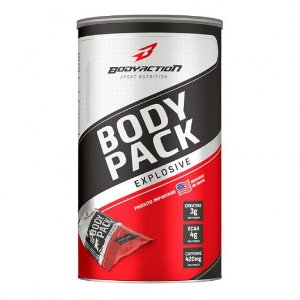 BODY PACK EXPLOSIVE - 44 PACKS - BODY ACTION