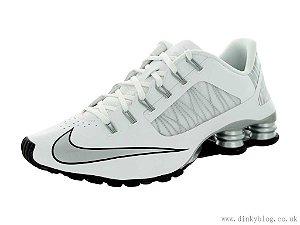 Tênis Nike Shox Superfly R4 Preto