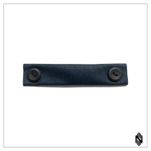 Clip Conforto Azul Petróleo Escuro