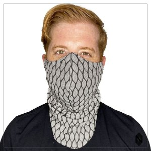 Máscara para Barbudos Estampa Lulublu PB