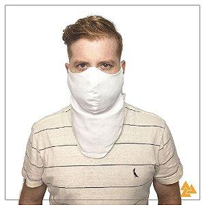 Máscara para Barbudos Branco Offwhite