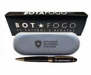 Caneta Botafogo Escudo com Estojo Social