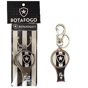 Chaveiro Cortador de Unha Botafogo