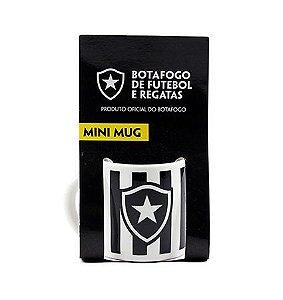 Mini Caneca de Porcelana Botafogo