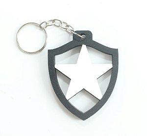 Chaveiro Escudo Botafogo