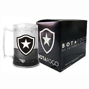 Caneca Botafogo Gel Preto 400ml