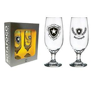 Taça de Cerveja Botafogo na Caixa com 2