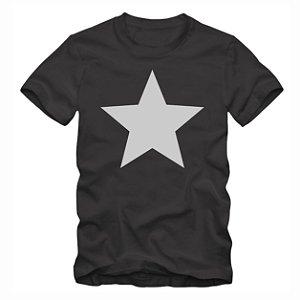 Camisa Estrela Solitária Lisa