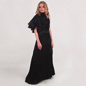 Vestido Seda Sia Ateliê