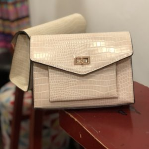 Bolsa Mini Bag Croc