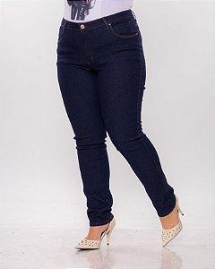 Calça Cigarrete LPP Jeans Escuro PLUS SIZE ATE O 66 REF-08988/08998
