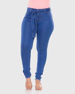 Calça Jeans Cigarrete C/ Cinto Fill Brasil REF 09126