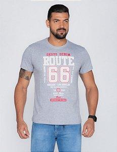 Camiseta Masculina Oksys 66