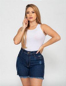 Bermudinha jeans feminina C LYCRA  LPP REF 09259