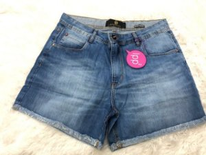 Shorts Feminino Plus Size 42 Á 52 RED.08138