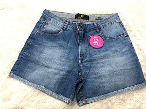Shorts Feminino Plus Size 42 Á 52 RED.08138