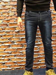 Calça Masculina Oksys Jeans Elastano Skinny RED.08344