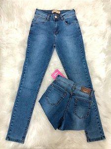 Calça jeans claro delave