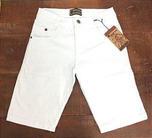 Bermuda masculina Oksys Branca