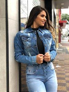 Jaqueta Jeans Farump concept for girls REF